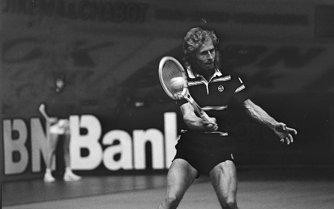 "Vitas Gerulaitis, the ""Lithuanian Lion"""