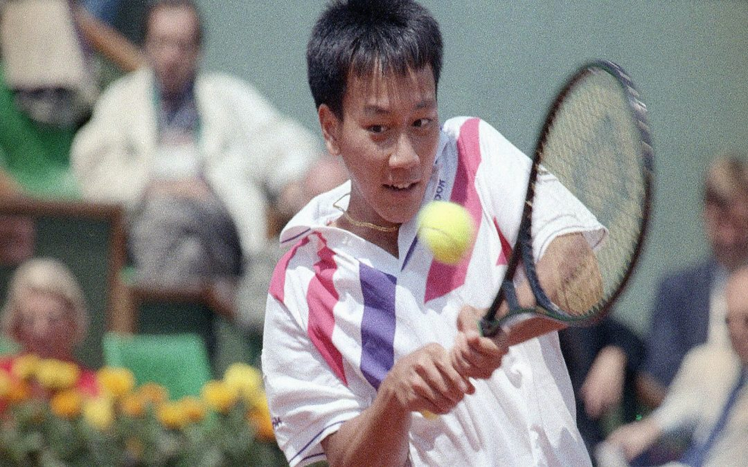 Il miracolo di Michael Chang