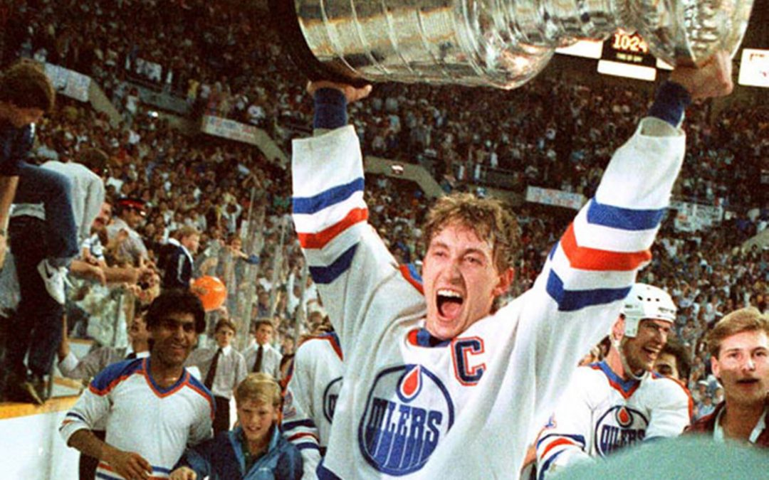 Wayne Gretzky, lo zar dell'hockey
