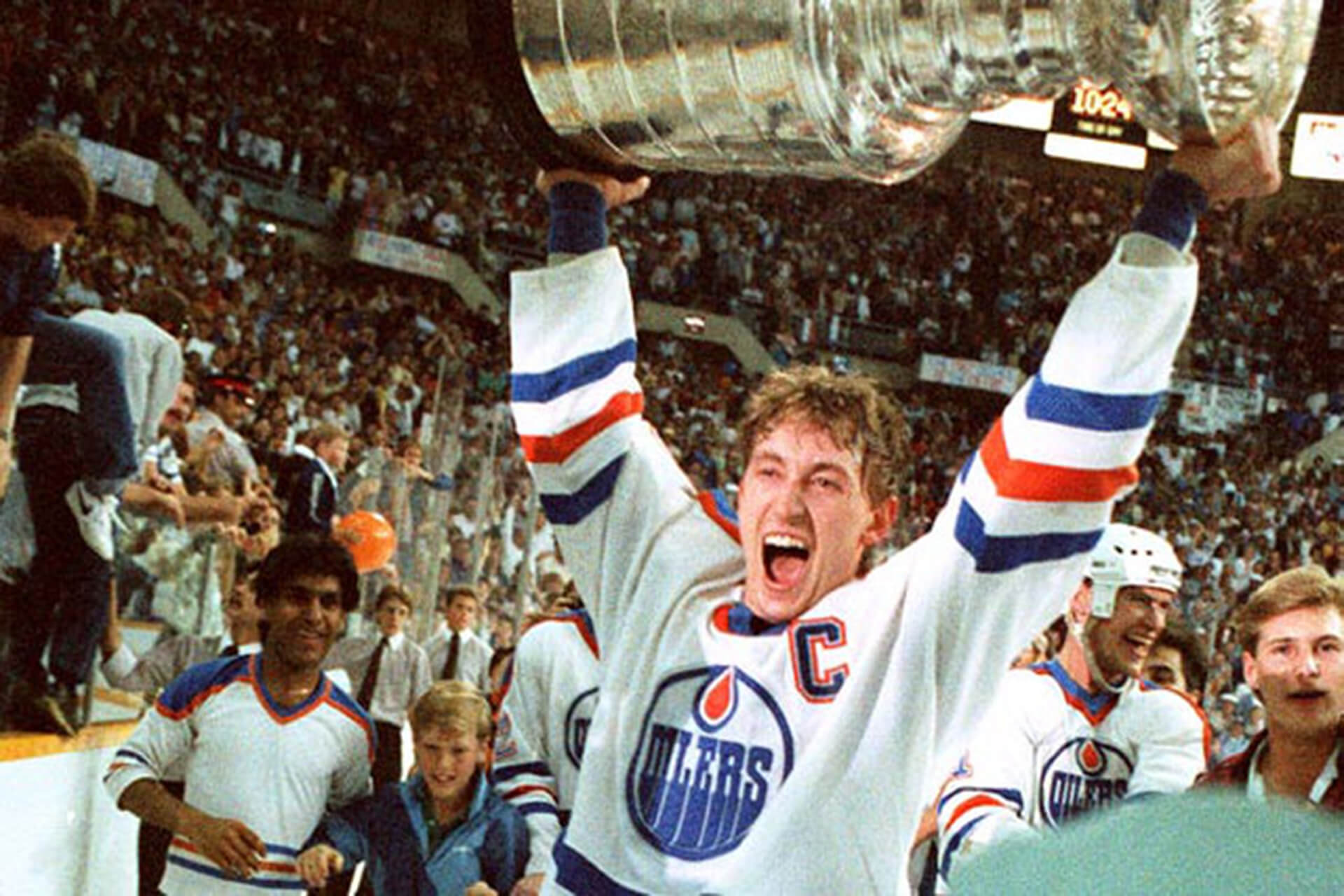 Wayne Gretzky zar hockey