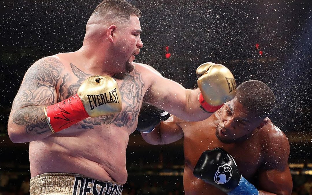 Andy Ruiz Jr, The Destroyer