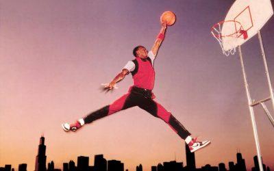Air Jordan, origini di un mito
