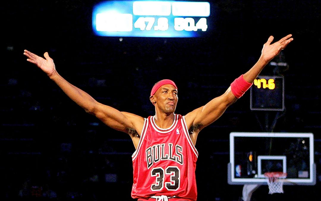 Scottie Pippen, l'alter Jordan