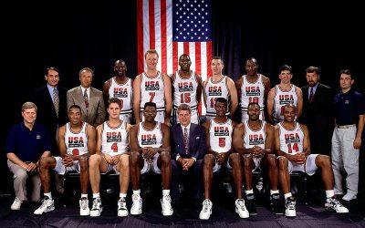 C'era una volta il Dream Team