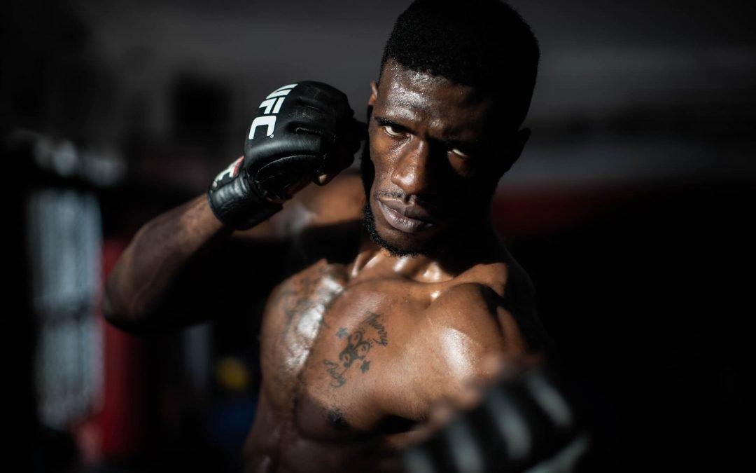 Simon Biyong, il leone delle MMA italiane