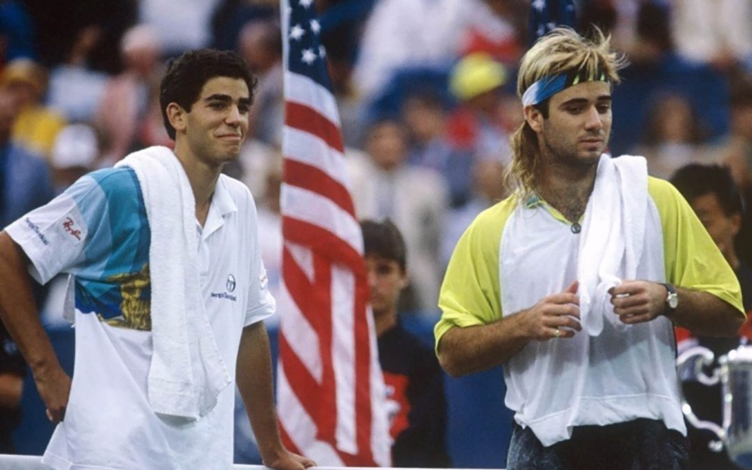 Pete Sampras, un profeta a Flushing Meadows
