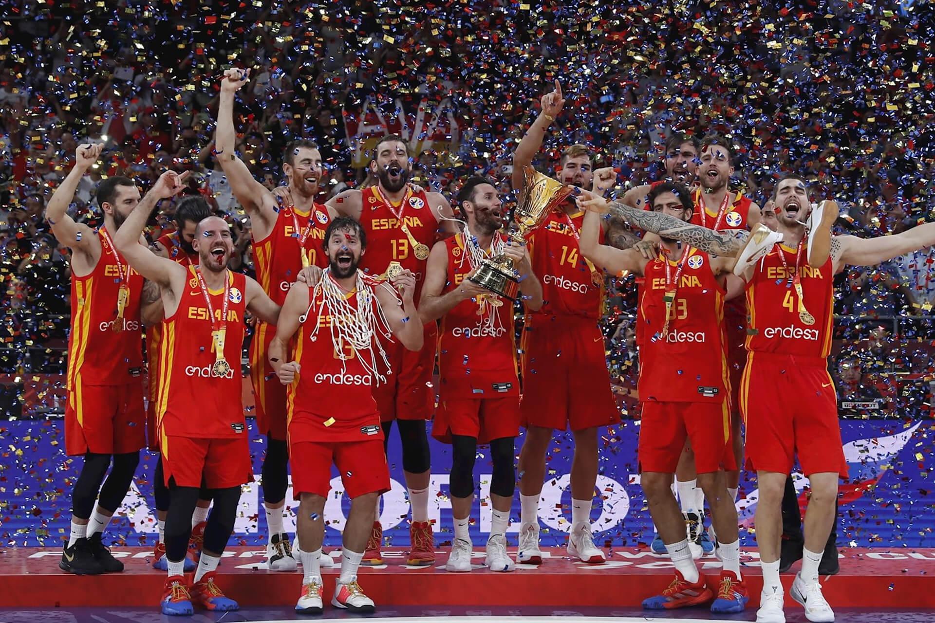 Spagna basket