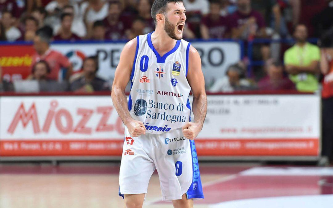 Marco Spissu, il Quinto Moro