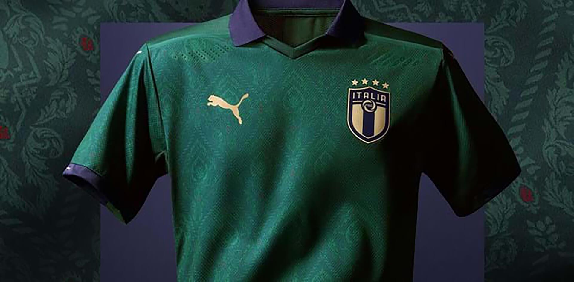 azzurro italia verde nazionale