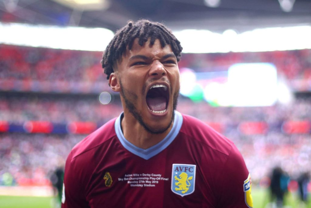 tyrone mings calcio nazionale inglese