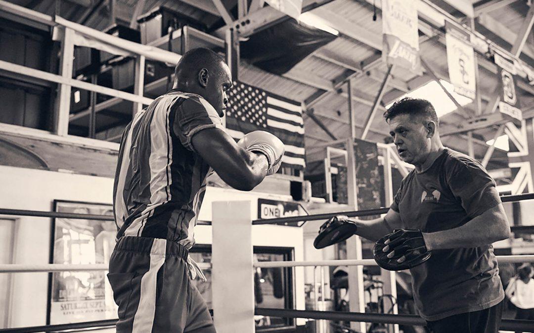 La boxe di Ayodele