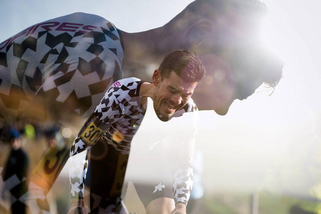 double vision ciclismo sfida natura