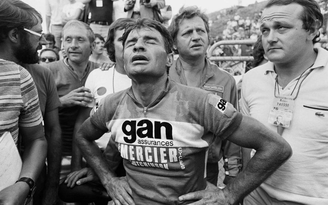 L'eterno secondo del ciclismo, Raymond Poulidor