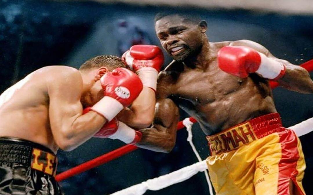 Azumah Nelson, un guerriero per la boxe africana