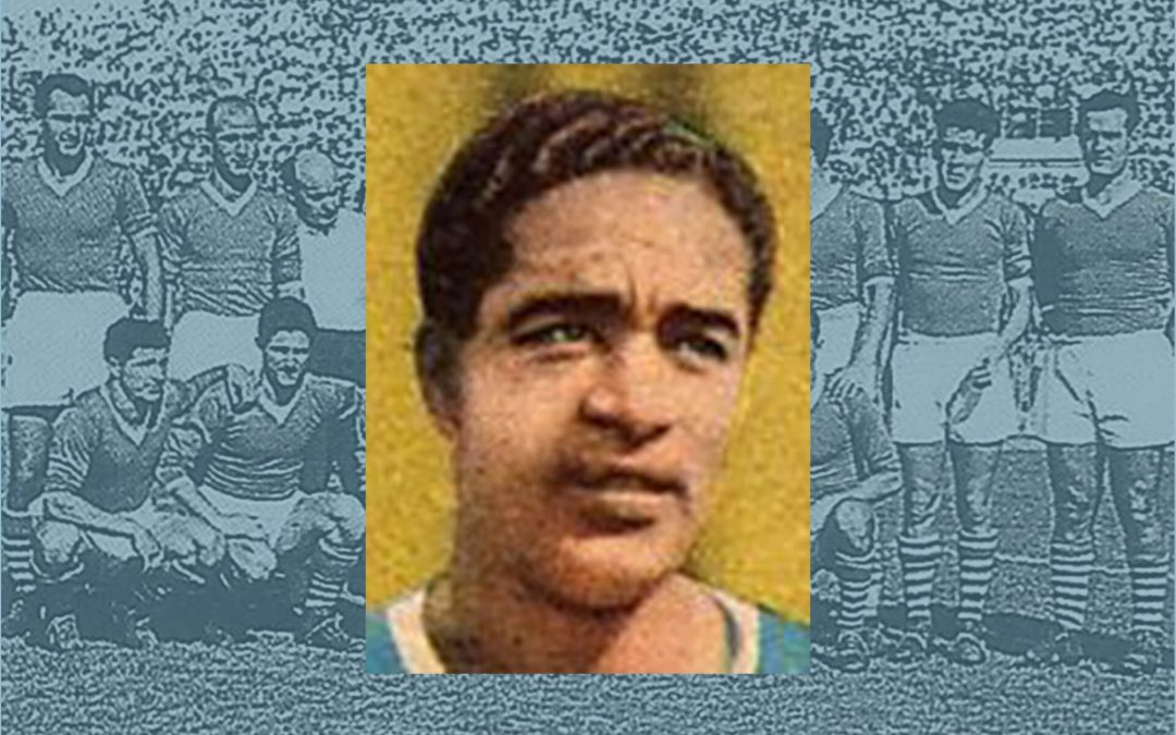 Roberto La Paz, 'El Negrito'
