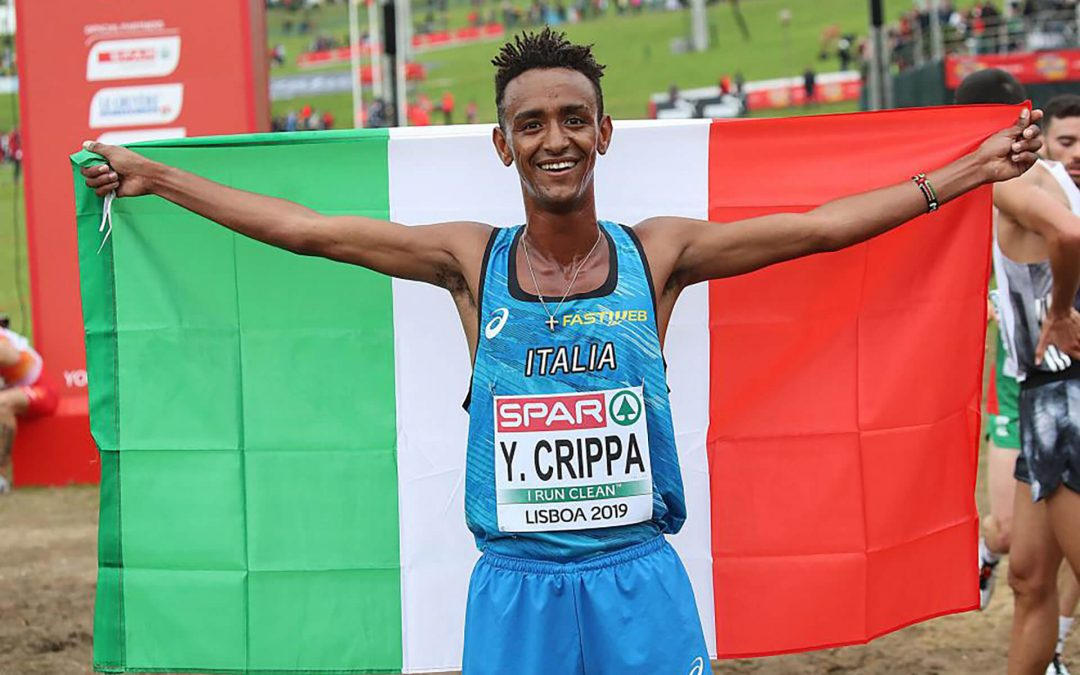 Yeman Crippa, bronzo europeo