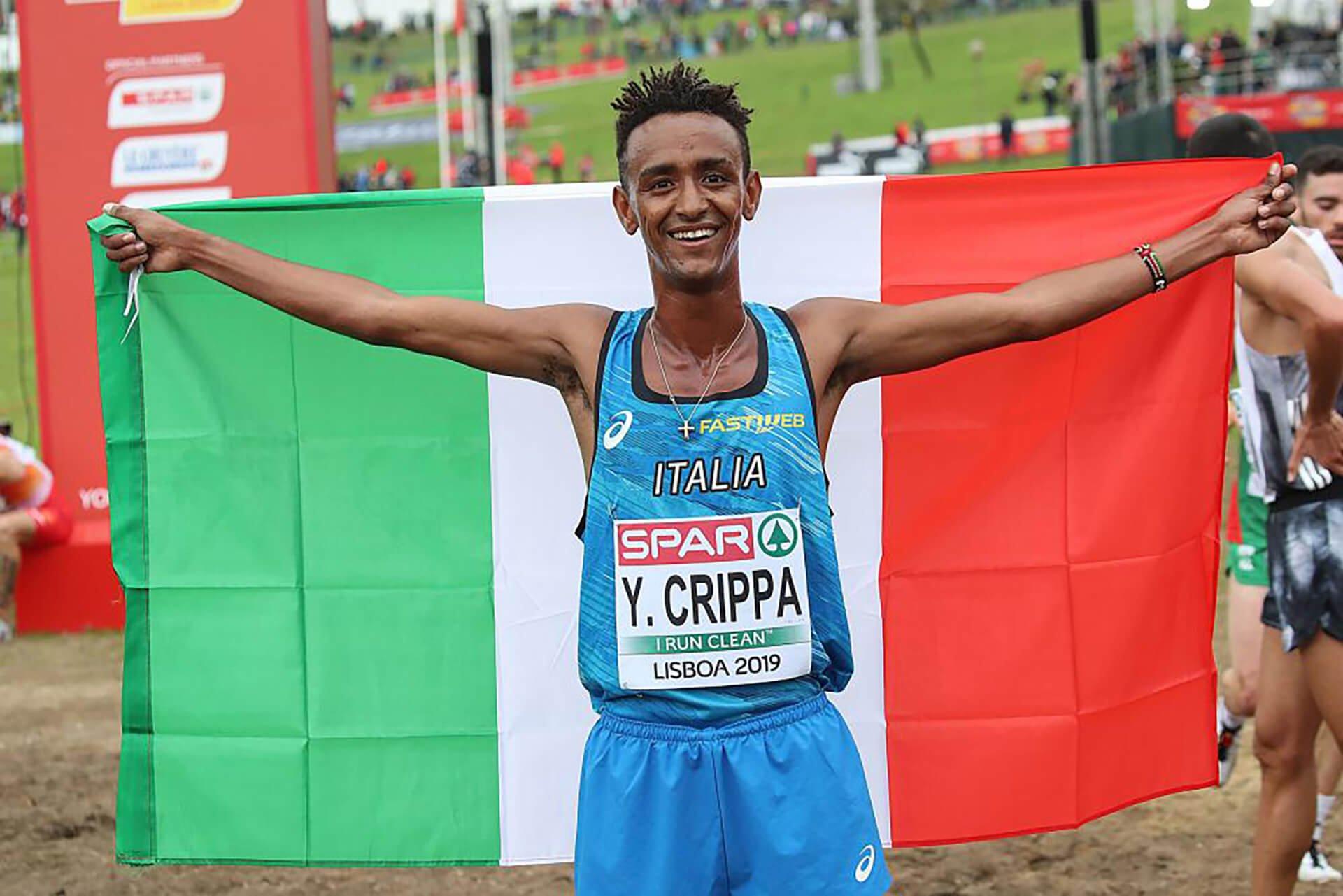 yeman crippa bronzo europeo