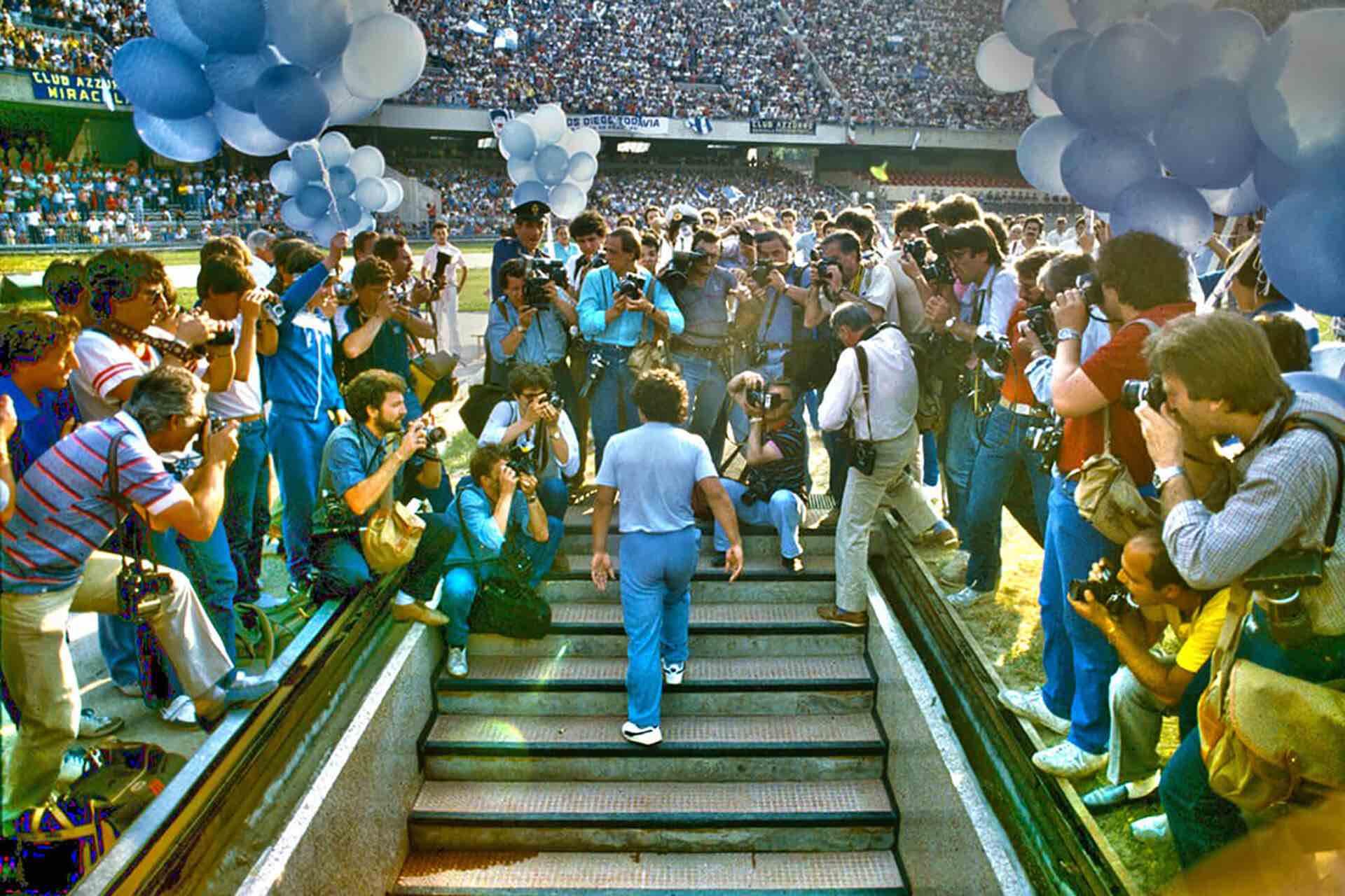 quando eravamo re 1984