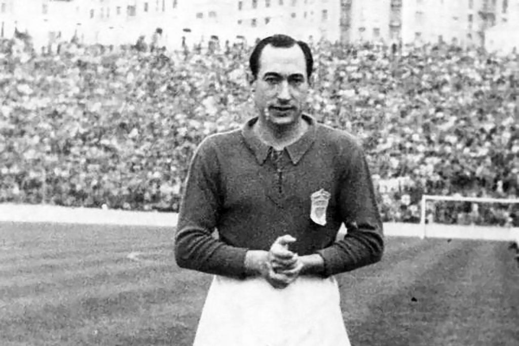 nemico dittatori Isidro Lángara