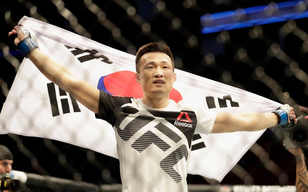 Jung Chan-sung, il Korean Zombie della UFC