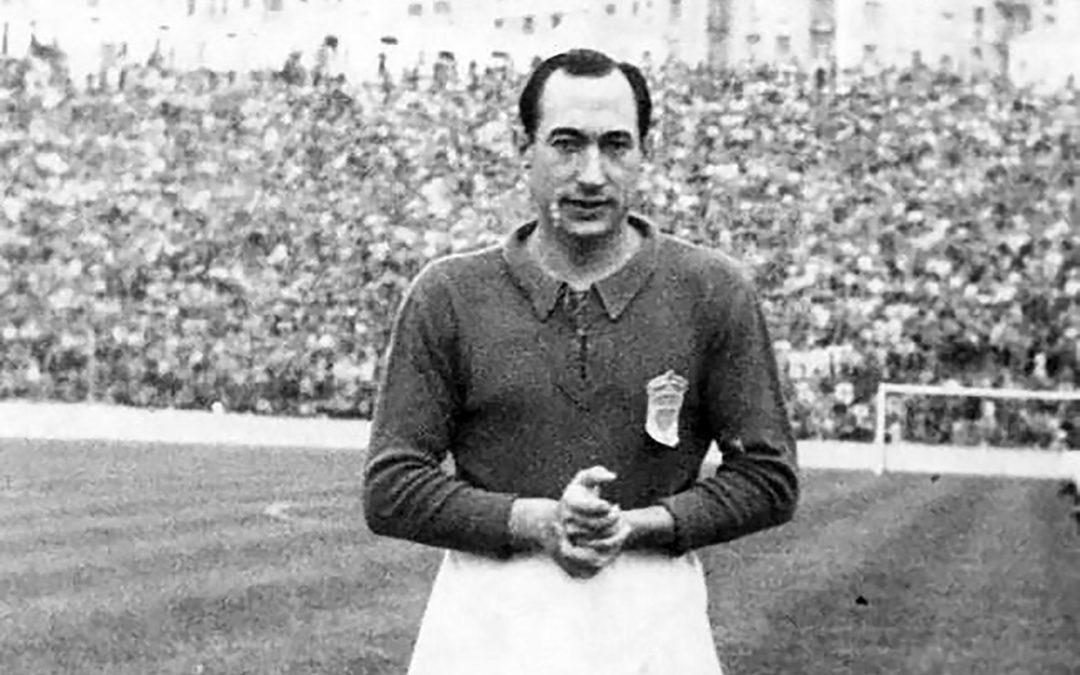 Il nemico dei dittatori, Isidro Lángara