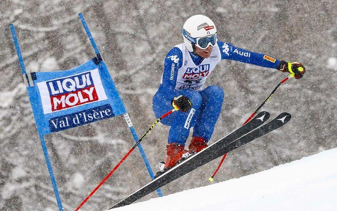 Sciare per divertirsi, sciare per stupire. Nicol Delago