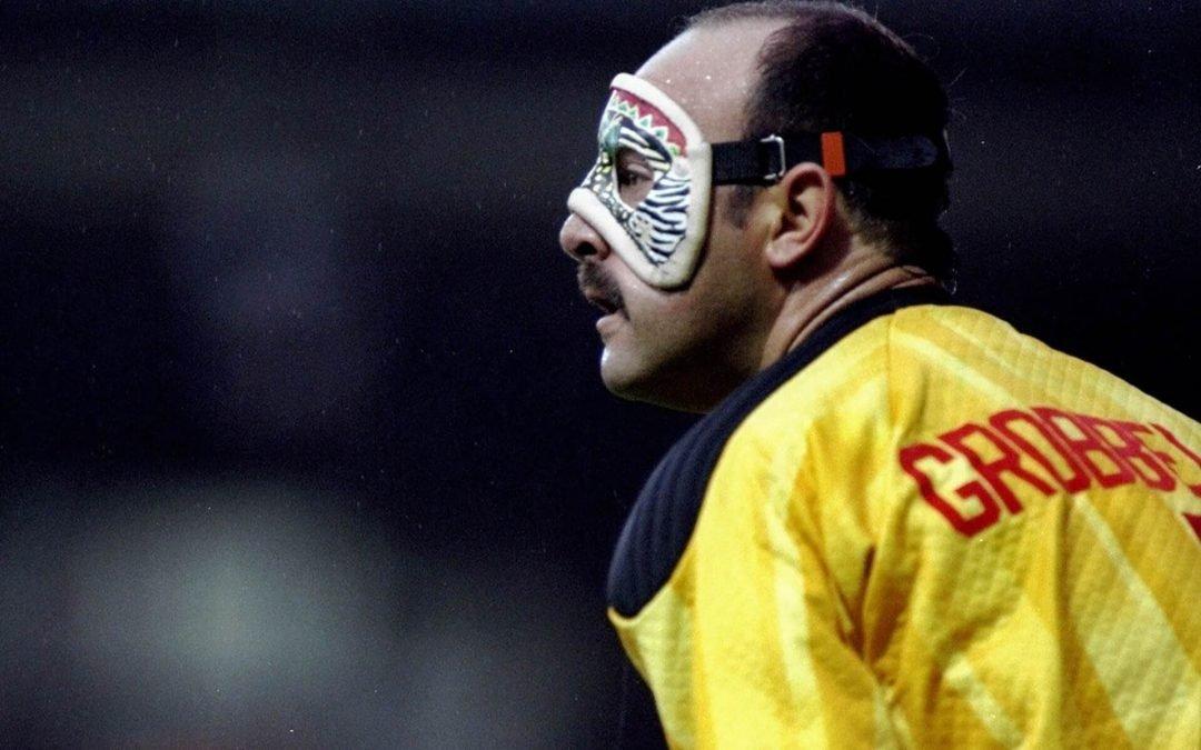 Bruce Grobbelaar, l'uomo della giungla