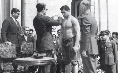 Gholamreza Takhti, l'eroe iraniano