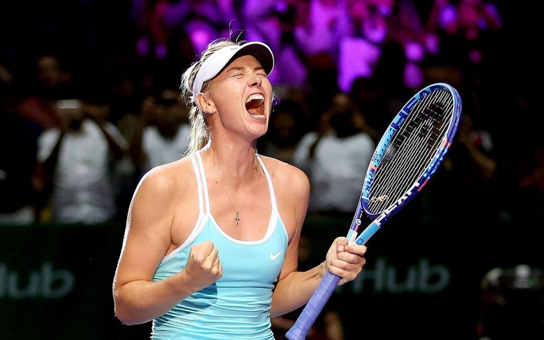 Più di una tennista, Maria Sharapova