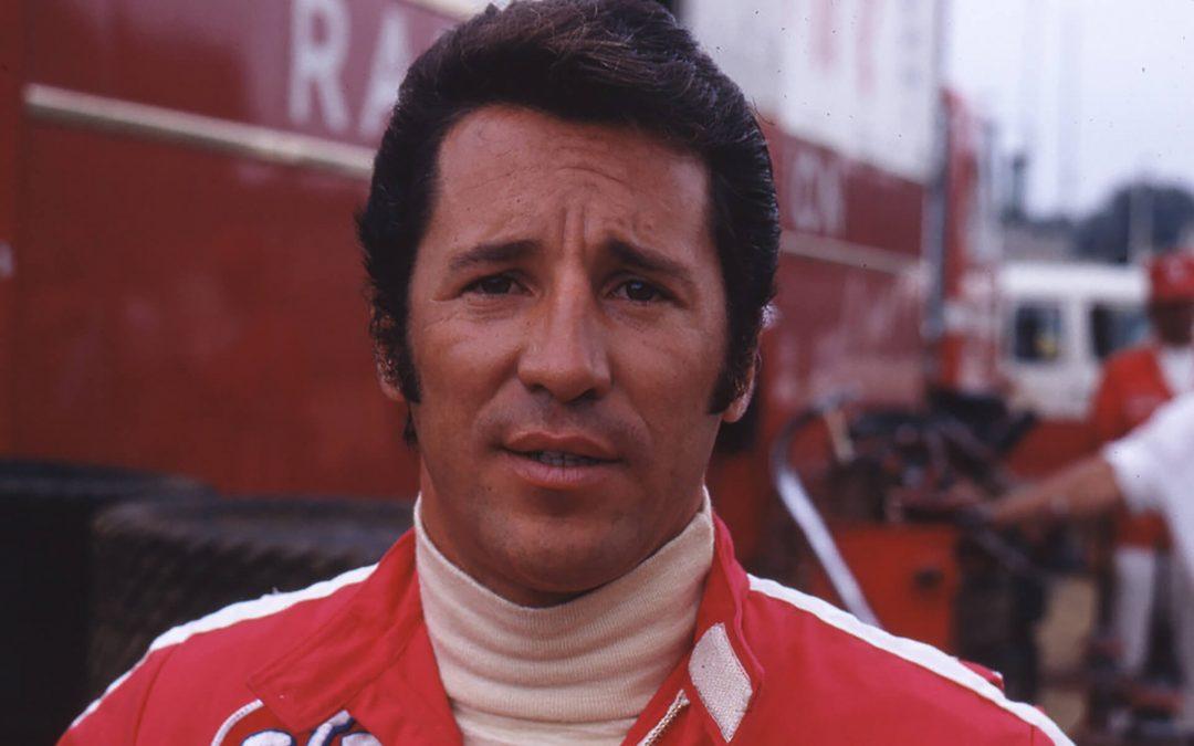 Mario Andretti, l'unico 'Piedone'