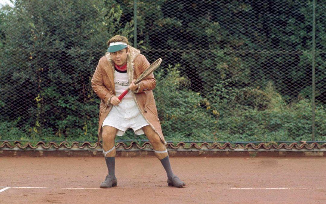 Ugo Fantozzi, l'atleta