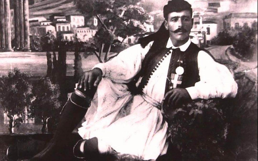 Spyridōn Louīs, il primo maratoneta
