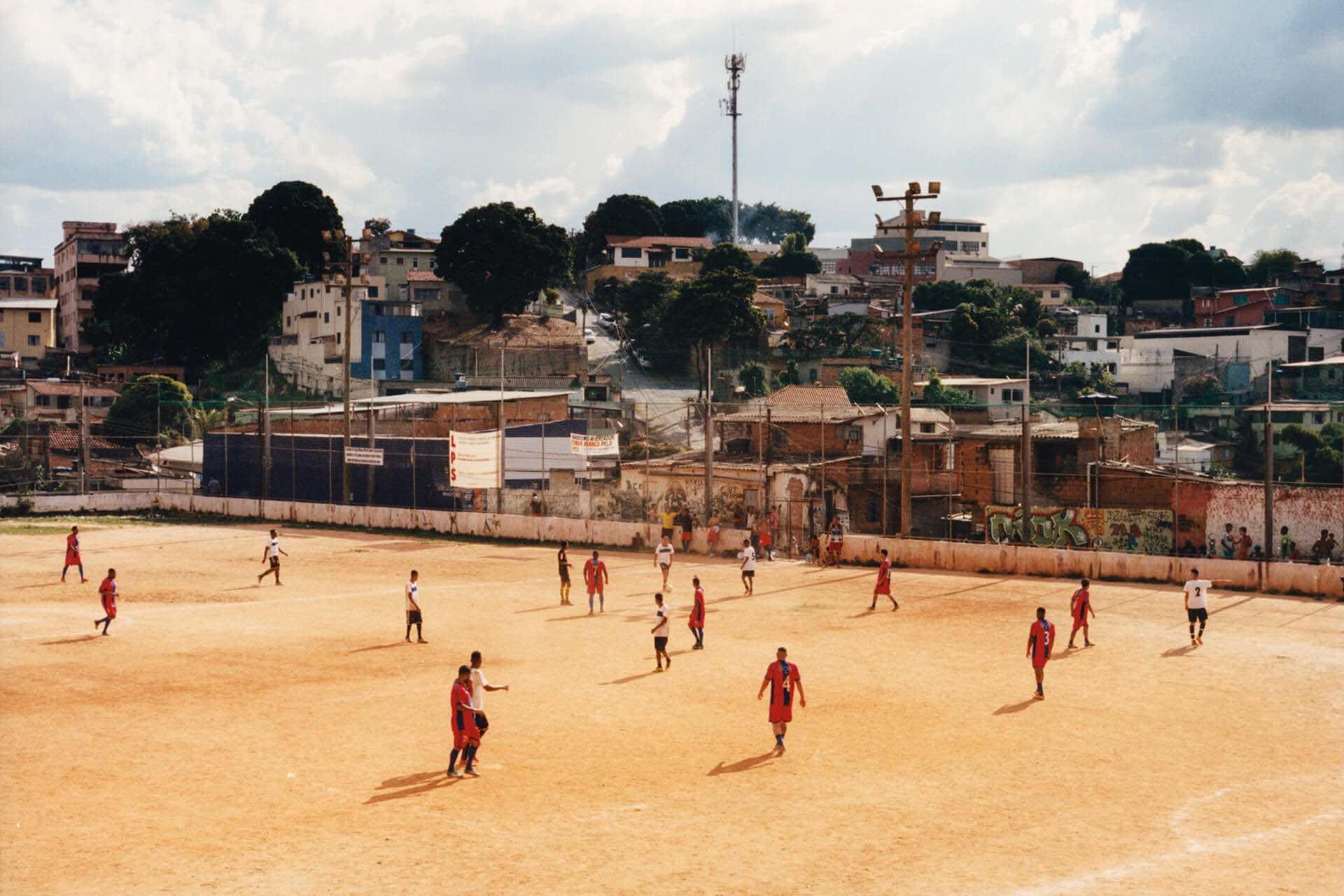 Várzea Eden football