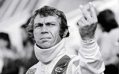 Steve McQueen: attore, pilota, leggenda