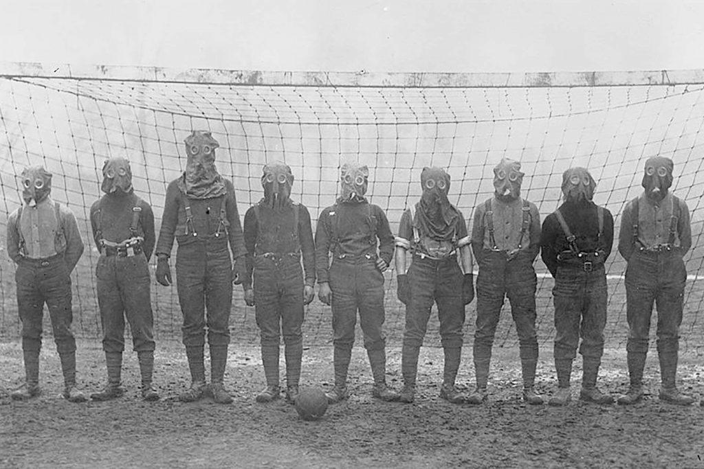 Football guerra