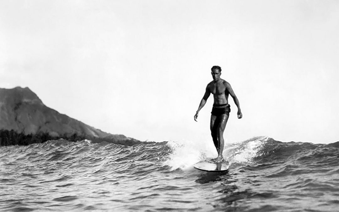 Duke Kahanamoku, il padre del surf