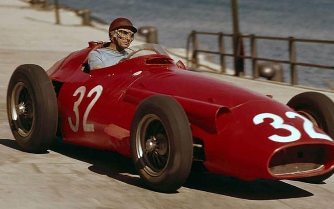 Juan Manuel Fangio, 'El Maestro'