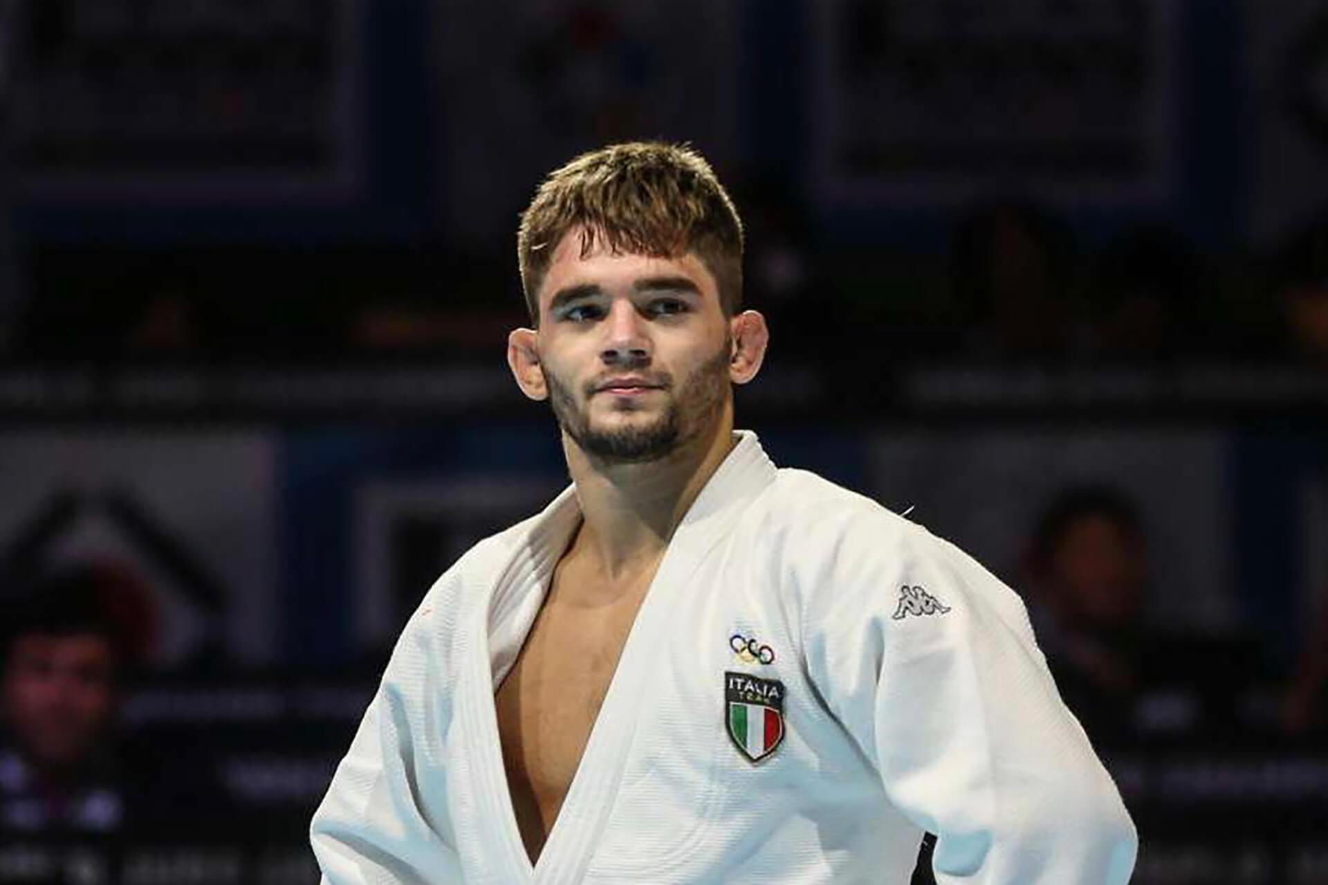 Manuel Lombardo, judoka predestinato