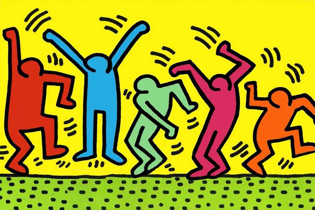 keith haring sport