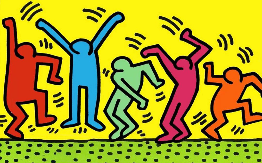 Lo sport in Keith Haring