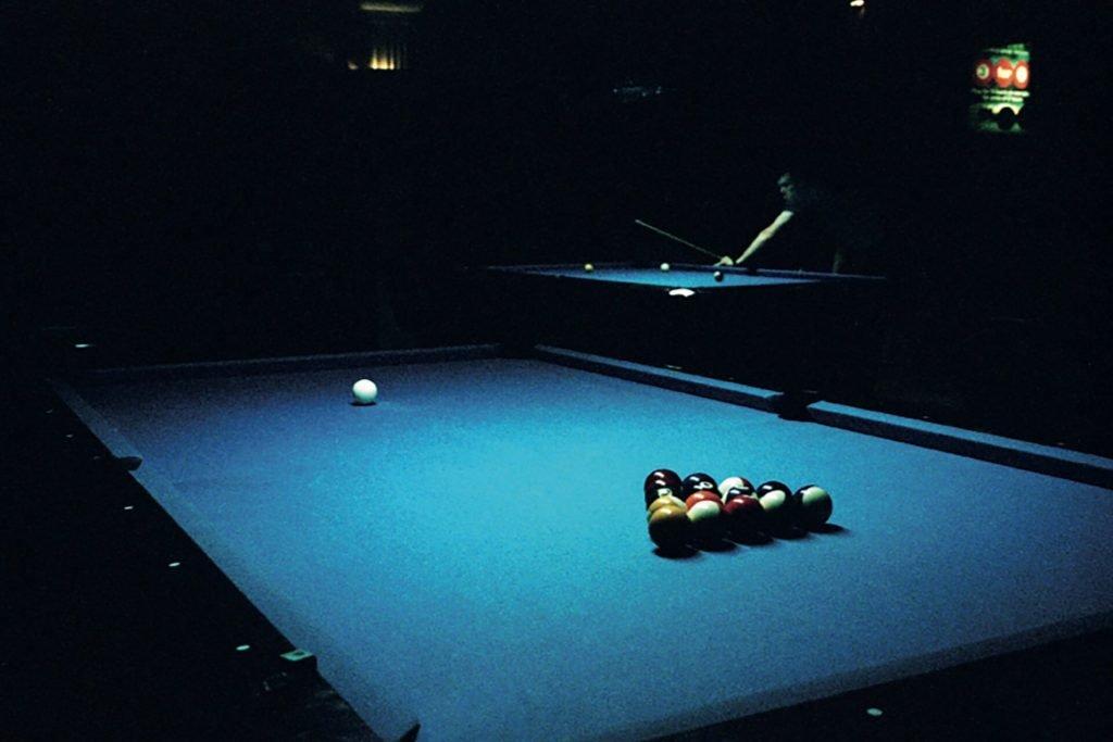Billiards life