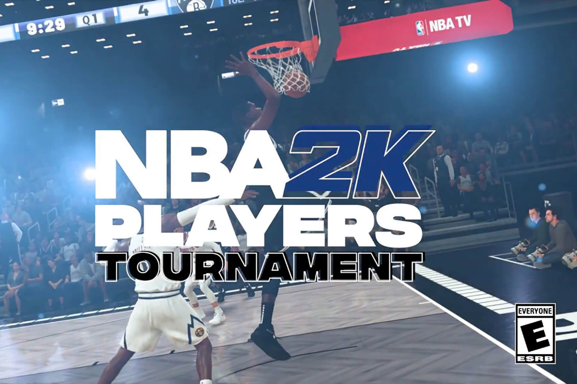 L'NBA 2K Players Tournament