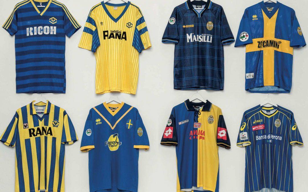 Collector of jerseys, collector of dreams