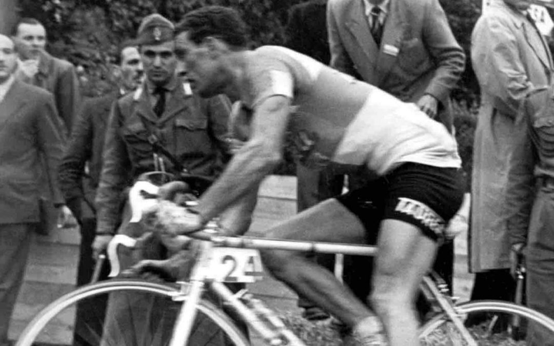 Alfredo Martini, ciclista partigiano