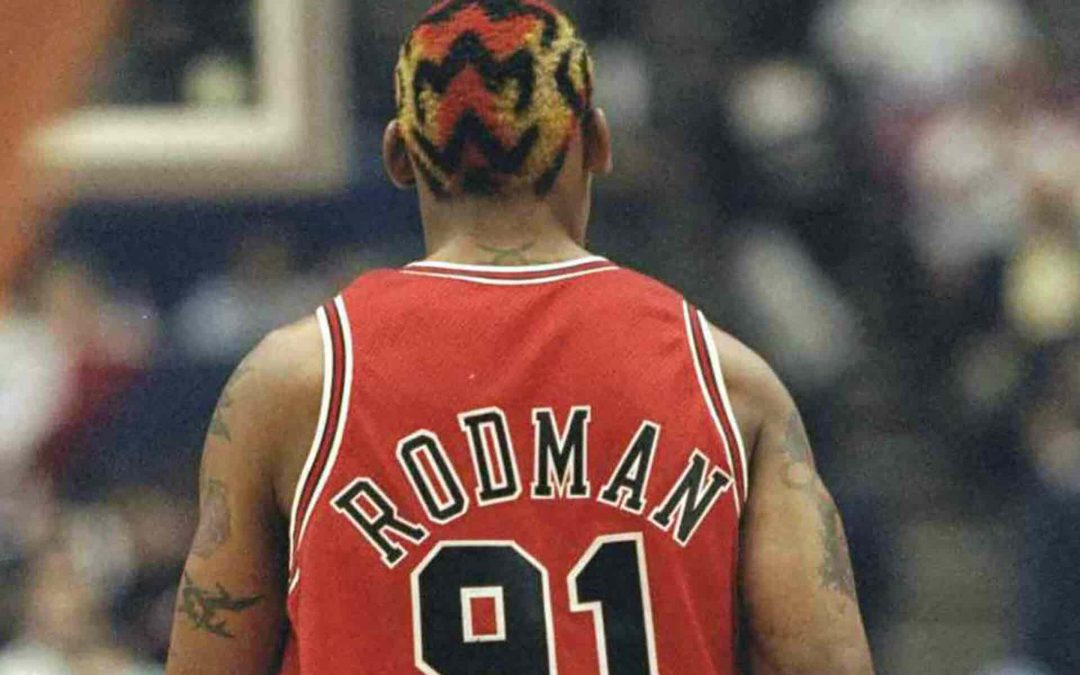 Voi non sapete chi è Dennis Rodman