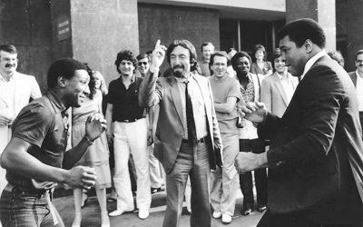 Nino La Rocca, il Muhammad Ali italiano