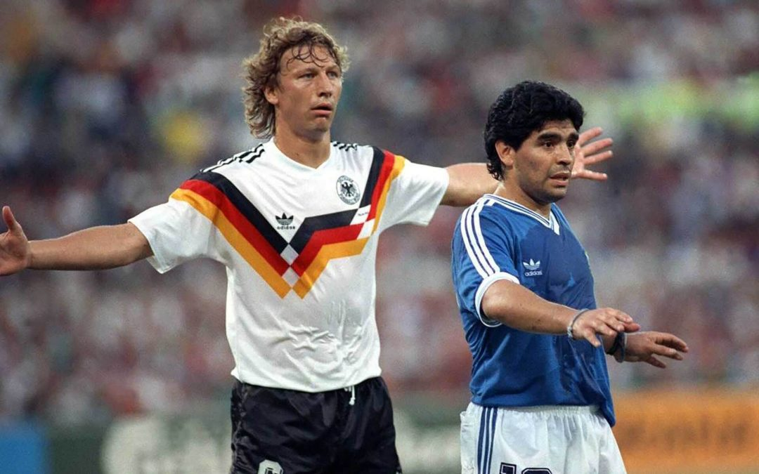 Guido Buchwald, l'anti Maradona