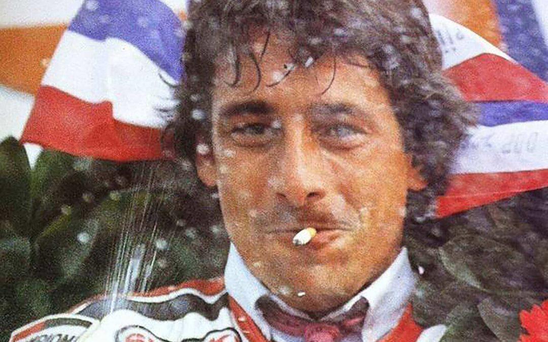 Marco Lucchinelli, il 'Cavallo Pazzo'