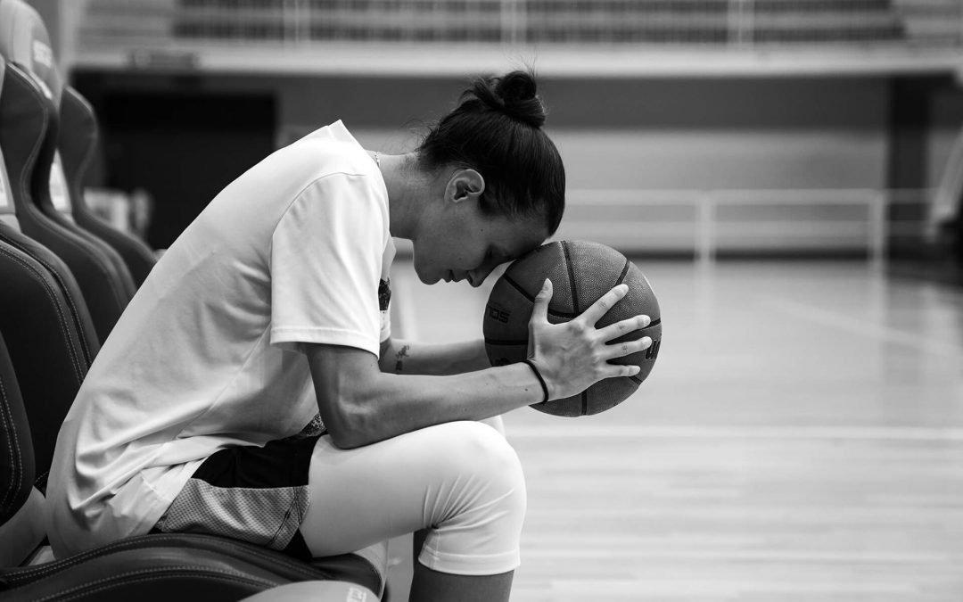 La pallacanestro è fedeltà. Giorgia Sottana