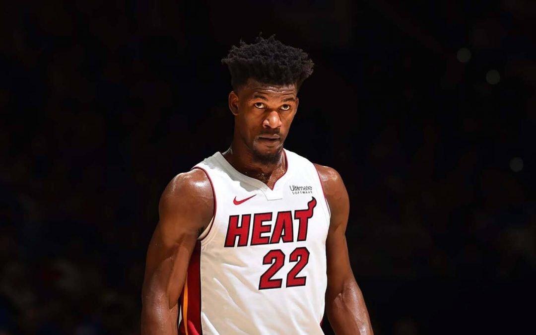 Jimmy Butler, da senzatetto a signore NBA